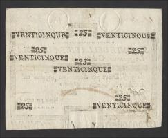 Italien - Vatikan P.S323 25 Scudi 1796 (1-)