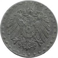 J.298Z • 10 Pfennig Fehlprägung (Zink ohne Mzz.) 1917