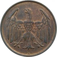 J.315 • 4 Reichspfennig 1932 A