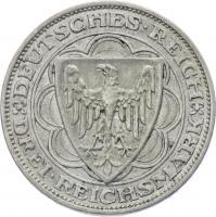 J.325 • 3 Reichsmark Bremerhaven 1927