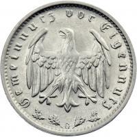 J.354 • 1 Reichsmark 1936 G