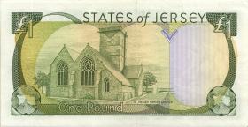 Jersey P.20 1 Pound (1993) (3)