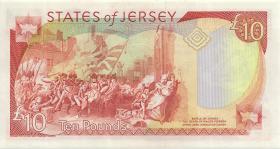 Jersey P.28 10 Pounds (2000) (1)