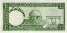 Jordanien / Jordan P.14b 1 Dinar 1959 (1)
