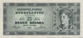 Jugoslawien / Yugoslavia P.067P-Y 1 - 5000 Dinar 1950 (1)