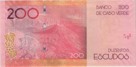 Kap Verde / Cape Verde 200 Escudos 2019 (2021) (1)