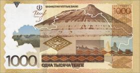 Kasachstan / Kazakhstan P.45 1000 Tenge 2014 (1)