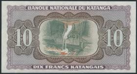 Katanga P.05Ar 10 Francs 1960 (1)