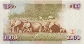 Kenia / Kenya P.40c 1000 Shillings 2000 (1)