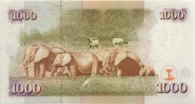 Kenia / Kenya P.40d 1000 Shillings 2001 (1)
