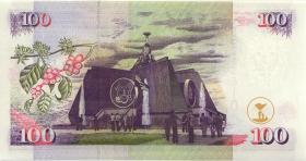 Kenia / Kenya P.37g 100 Shillings 2002 (1)