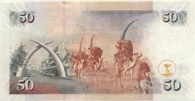 Kenia / Kenya P.47e 50 Shillings 2010 (1)