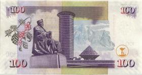 Kenia / Kenya P.48b 100 Shillings 2006 (1)