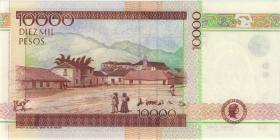 Kolumbien / Colombia P.443 10.000 Pesos 1996-1998 (1)