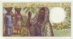 Komoren / Comoros P.11a 1000 Francs (1994) (1)