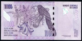 Kongo / Congo P.103c 10.000 Francs 2020 (1)