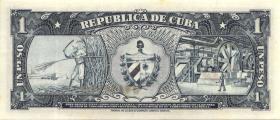 Kuba / Cuba P.090 1 Peso 1959 (1)
