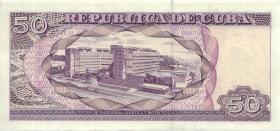 Kuba / Cuba P.119 50 Pesos 1998 (1)