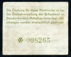 KZ Arbeitslager Mittelbau -.10 RM (2)