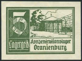 KZ Oranienburg 5 Pfennig (1933) Lagergeld (1/1-)