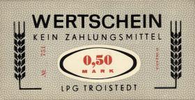 """L.140.1/8 LPG Troistedt """"Florian Geyer"""" 0,10 - 100 Mark (1)"""