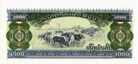 Laos P.32d 1000 Kip 1996 (1)