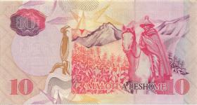 Lesotho P.15 10 Maloti 2000 (1)