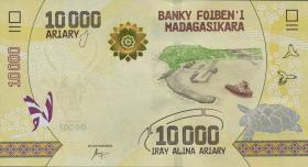 Madagaskar P.neu 10000 Ariary (2017) (1)