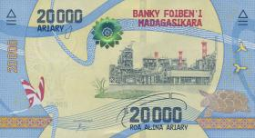 Madagaskar P.104 20000 Ariary (2017) (1)