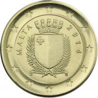 Malta 5 Euro 2014 1. Weltkrieg