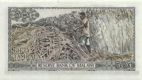Malawi P.09c 50 Tambala 1975 (1)