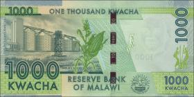 Malawi P.67b 1000 Kwacha 2016 (1)