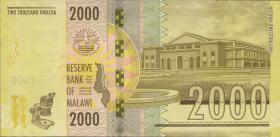 Malawi P.69b 2000 Kwacha 2017 (1)