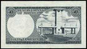 Malawi P.05 50 Tambala L. 1964 (1971) (2+)