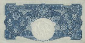 Malaya P.11 1 Dollar 1941 (1/1-)