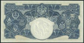 Malaya P.11 1 Dollar 1941 (1)