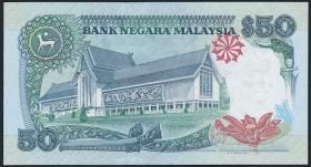 Malaysia P.31A 50 Ringgit (1991-92) (1)