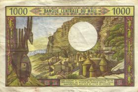 Mali P.13c 1000 Francs (1970-84) (3)