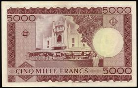 Mali P.10 5000 Francs 1960 (1)