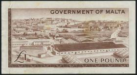 Malta P.26 1 Pound (1963) (3)