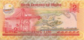 Malta P.37 2 Liri 1967 (2)