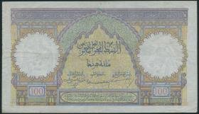 Marokko / Morocco P.20 100 Francs 1946 (3)