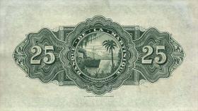 Martinique P.17 25 Francs (1943-1945) (1)
