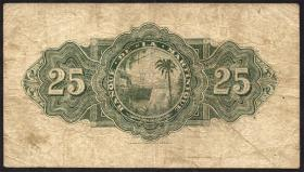 Martinique P.17 25 Francs (1943-45) (4)