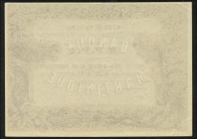 Martinique P.05A 1 Franc (1870) (1/1-)