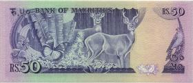 Mauritius P.37a 50 Rupien (1986) (1)
