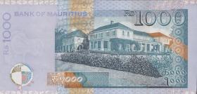 Mauritius P.neu 1000 Rupien 2016 (1)