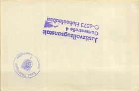 MDI-39 DDR Gefängnisgeld 5 DM (1990) (2)