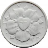 Meißen Medaille Martin-Luther-Ehrung der DDR 1983