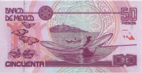 Mexiko / Mexico P.107c 50 Pesos 1998 (1)